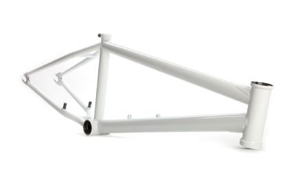 "S&M Credence Black Magic Frame 21"" Gloss White"